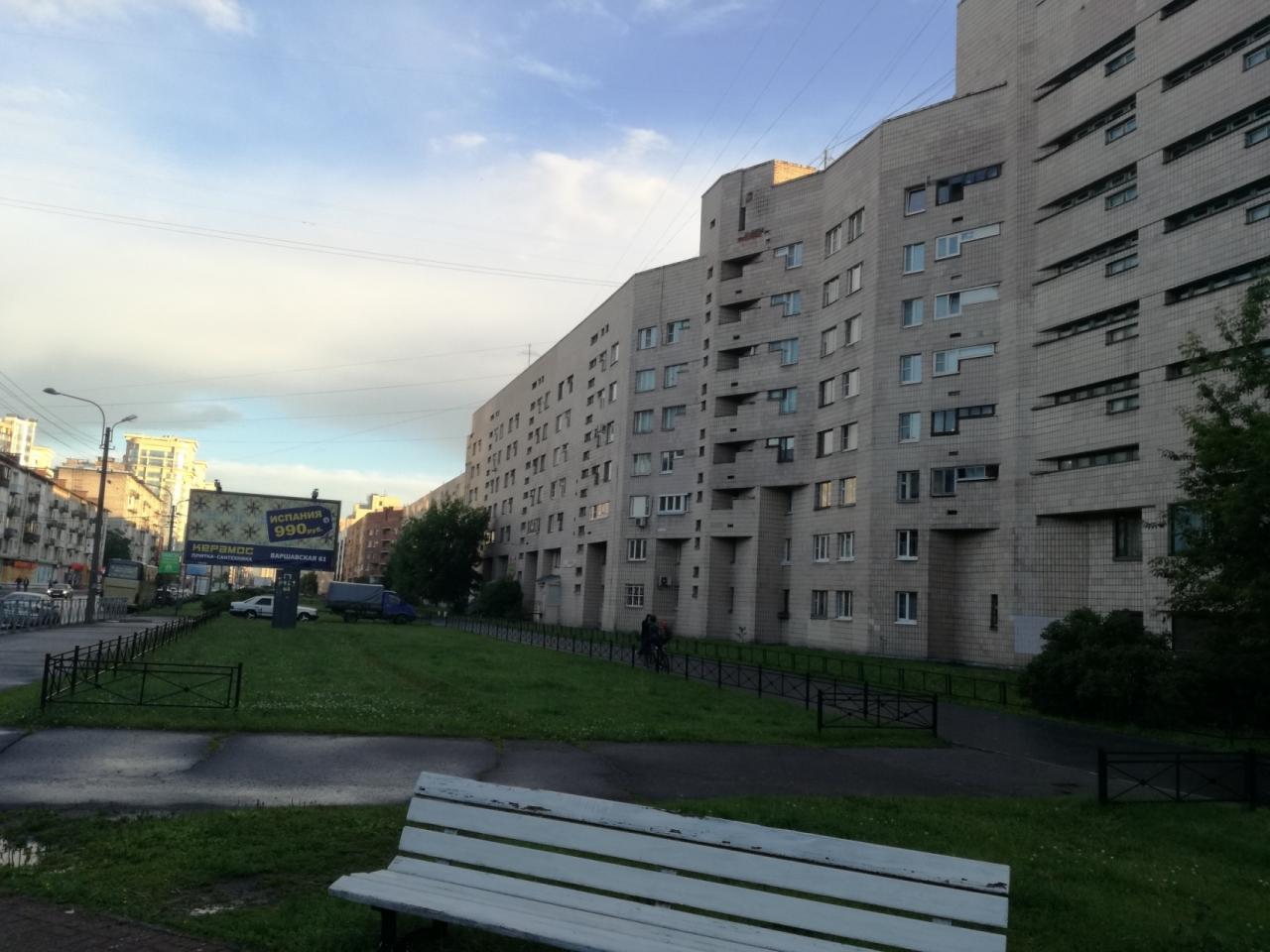 Продажа квартир варшавская 37